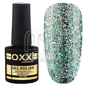 "Гель-лак OXXI Professional ""Star Gel"" №4 бирюза"