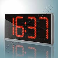 Уличные часы с большим обзором 950x450
