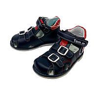 Кожаные сандалеты Том.М для мальчиков (р.21)