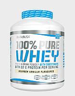 100% Pure Whey - 2270g Sour cherry - yogurt - Biotech. ( Термін придатності до 06/09/2020)