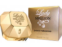 Женская парфюмированная вода Paco Rabanne Lady Million W edp 30, фото 1