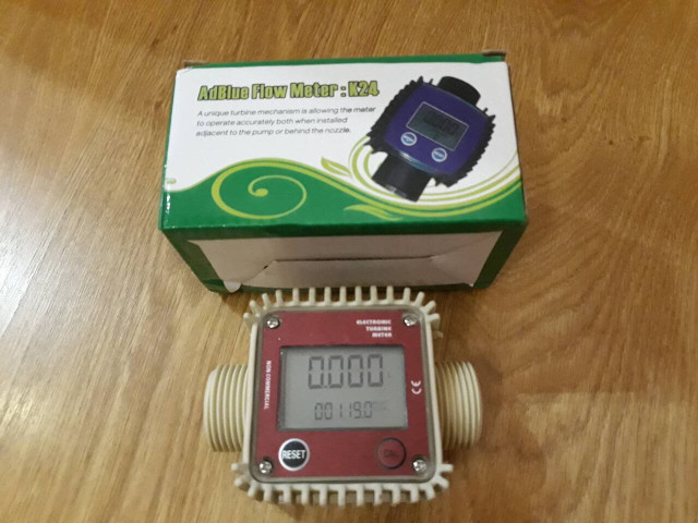 Электро счетчик для Мини Азс К24 счетчик топливо