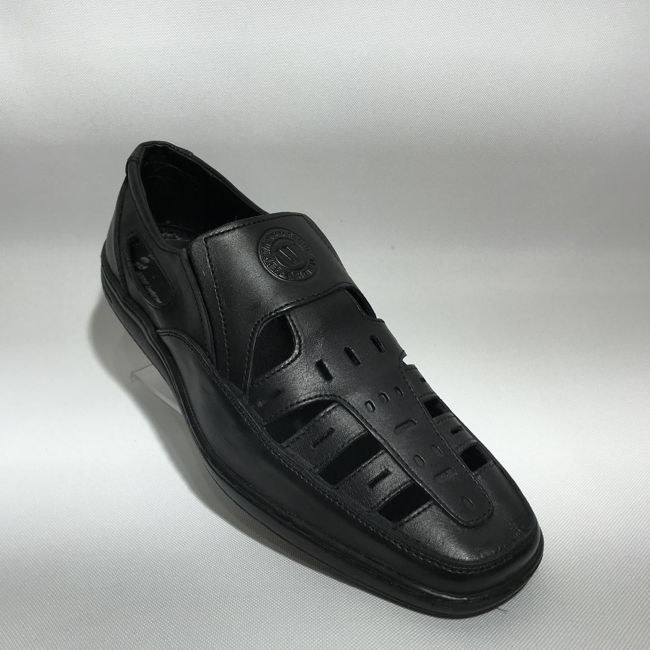 Мужские кожаные туфли 39,42,45