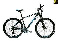 "Велосипед Fort Attack 29"" черно-синий, фото 1"