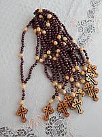 Православные деревянные четки 59
