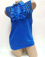 Блузка стречевая