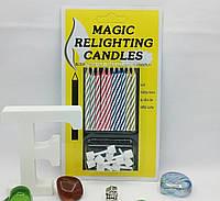 Свечи негаснущие незадуваемые магические