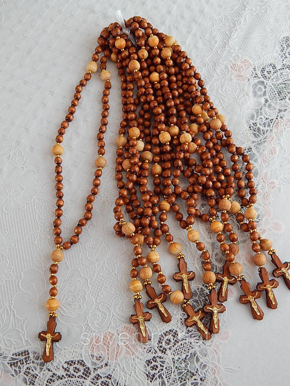 Четки деревянные православные 59