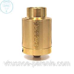 Дрипка Kennedy RDA 24мм (клон) Gold