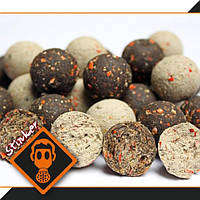 Бойлы Imperial Baits Carptrack CRAWFISH black & white Boilie 16 mm 100 g
