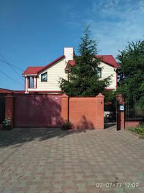 Вентилируемый фасад (Металлический Сайдинг)