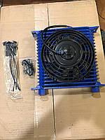 Маслорадиатор с вентилятором AN10