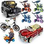 Мебель и транспорт для детей