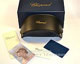 Футляр для сонцезахисних окулярів Chopard комплект чохол Чопард репліка, фото 2