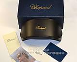 Футляр для сонцезахисних окулярів Chopard комплект чохол Чопард репліка, фото 3