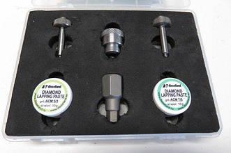Набор притиров для восстановления седла клапана форсунок Common-Rail