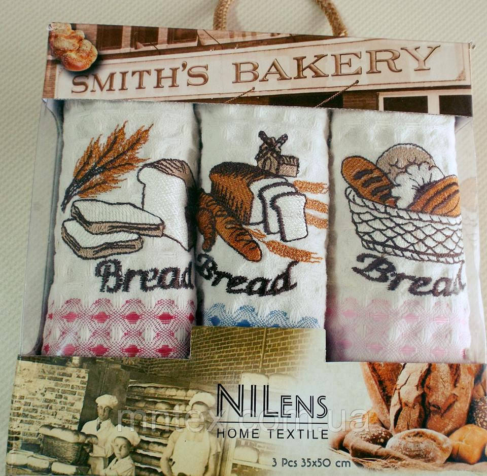 Набор полотенец Nilens 3 шт. кухня