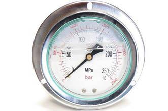 Манометр высокого давления 2500 бар  DL-CR14P2500 Манометр высокого давления 2500 бар DL-CR14P2500
