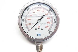 Манометр высокого давления 2000 бар  DL-CR14P2000 Манометр высокого давления 2000 бар