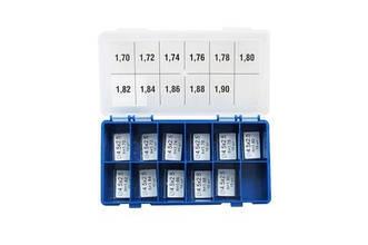 Набор регулировочных шайб DFK type CRI, CRIN Ø3.5X5.3  1.04-1.44 Bosch шаг 0,02 мм