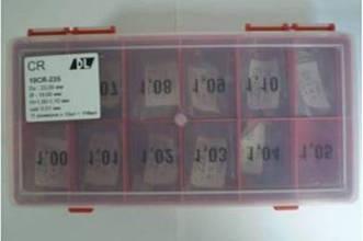 Набор регулировочных шайб Denso VFK Ø3.0x6,75 1,75-2,30 шаг 0,05 мм