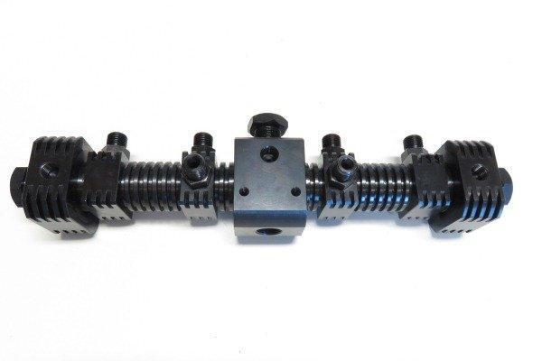 Накопичувач тиску (Rail) на 2 регулятора для перевірки форсунок і насосів