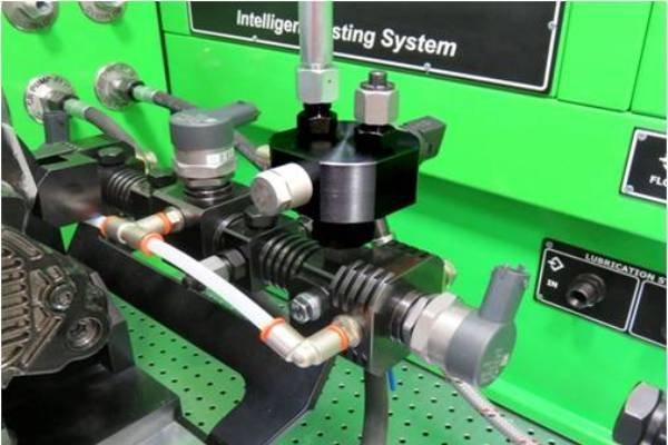 Переходник для проверки насосов СР2-СР4 (к накопителелю давления)