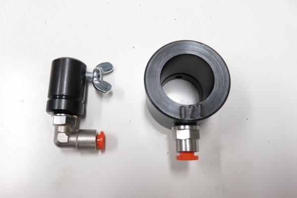 Адаптер для подключения обратки грузовых форсунок Denso 24 мм