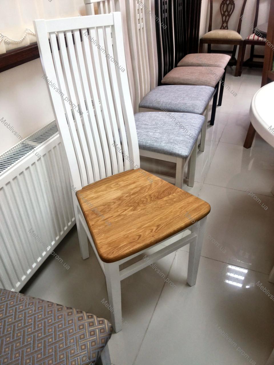 Стул обеденный деревянный Сандра GOOD WOOD Рускополянский Мебельный Комбинат Явир