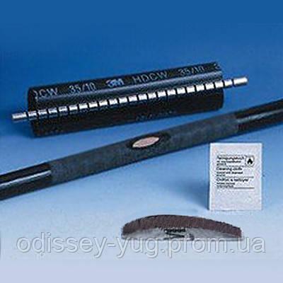 Термоусаживаемые ремонтные манжеты 3М HDCW 80/25(1000 мм.).  Ремонт оболочки кабеля.С клеевым слоем.