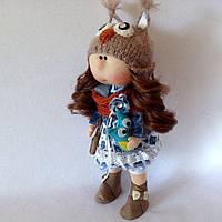 Интерьерная куколка Совушка