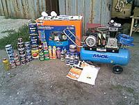 Поршневой воздушный компрессор: правила выбора для покраски и гаража