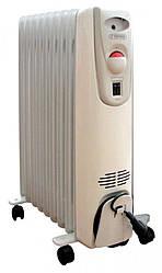 Радиатор масляный Н 0715 (1.0 кВт) Термия