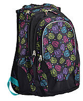 Підлітковий Рюкзак шкільний для дівчинки Т-27 OWLS, YES, фото 1