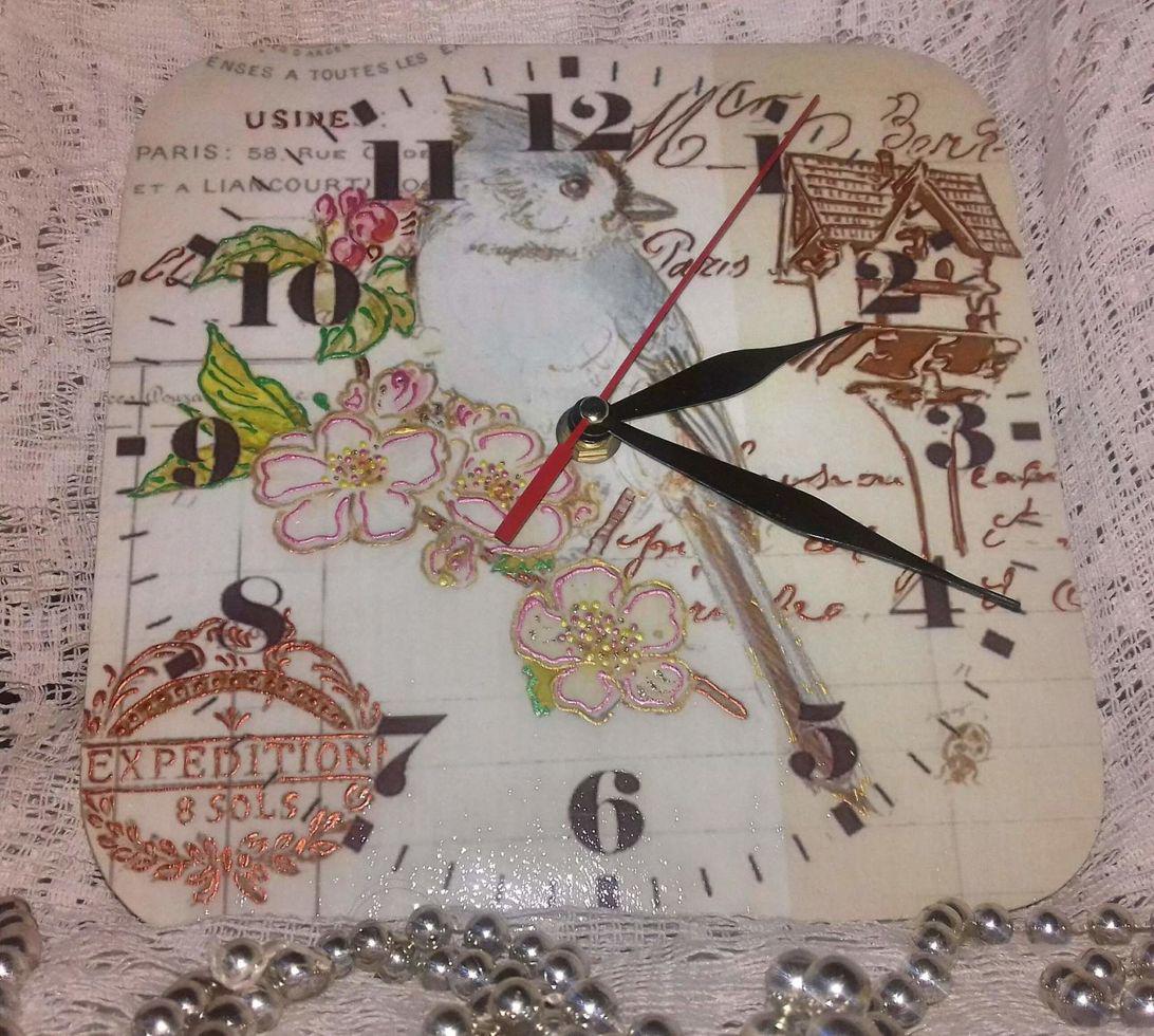 Часы интерьерные Венские