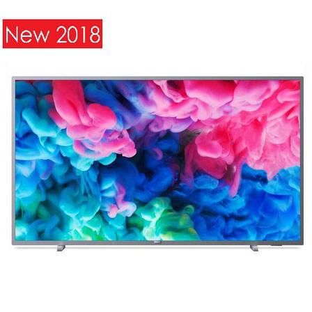 Телевизор Philips 55PUS6523/12 (PPI 900Гц, 4K Smart, Saphi TV, Quad Core, HDR+, HDR10, HGL, DVB-С/Т2/S2), фото 2