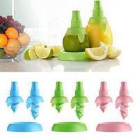 Набор цитрус спрей Citrus Spray из 2 штук, розовый, фото 1