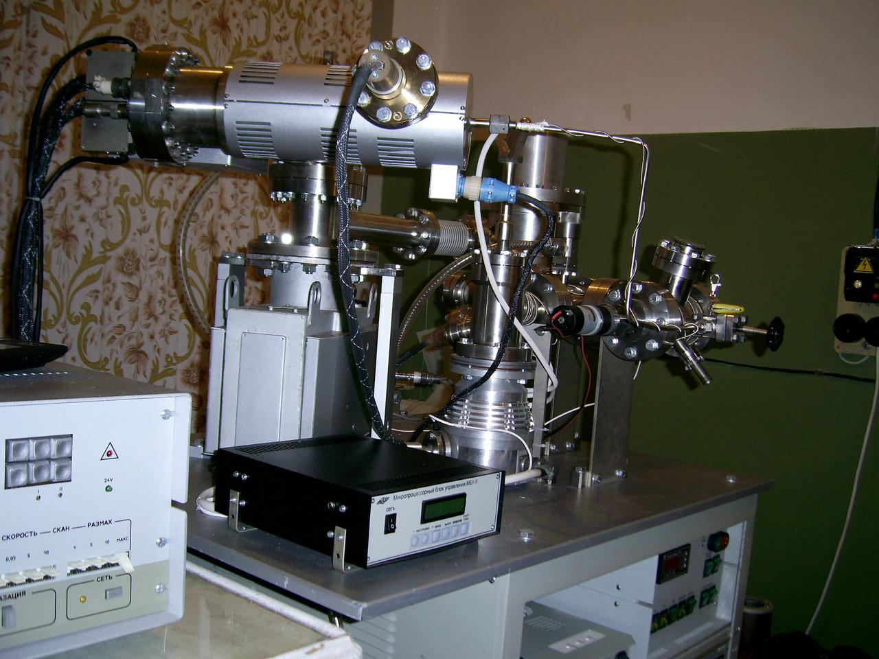 Вакуумная система контроля влаги и отходящих газов ВС-1Л