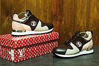 Женские кроссовки Louis Vuitton (0340) реплика