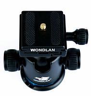 Голова для трипода WONDLAN WL-02
