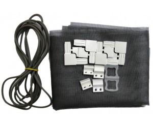 Комплект для ремонта москитной сетки №1 (пластиковые кармашки)