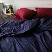 Двуспальный комплект постельного белья (поплин). Акция: Бесплатная доставка!