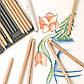 Карандаш пастельный Faber-Castell PITT цвет светлая сепия  (pastel walnut brown ) №177, 112277, фото 7