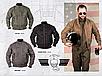 Куртка мужская демисезонная  тактическая  AVIATOR  нейлон  Mil-tec  цвет  черный  Германия, фото 6
