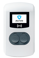 Зарядные Станция ALFEN ICU EVE И ICU EVE 22 КВт /LB 2*11кВт 32А,  230/400В Тип 2 з UTP и 3G