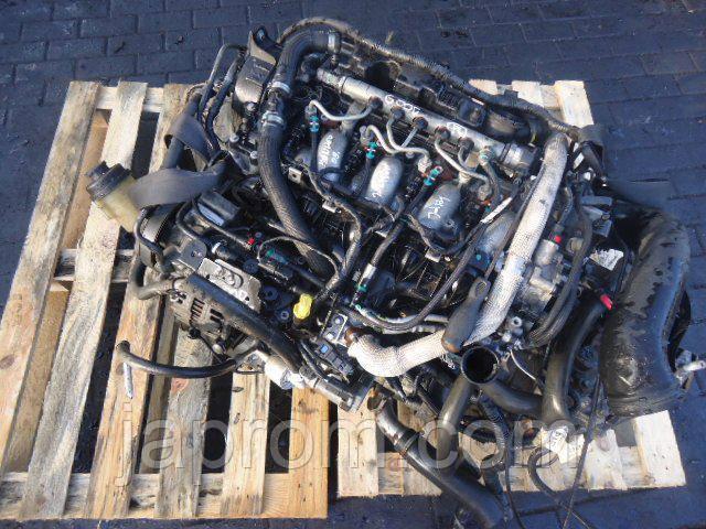 Мотор (Двигатель) Peugeot 407 Citroen C5 C6 2.2 HDI 4H01 170л.с 2010r
