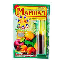 Маршал 7 мл, против почвенных и наземных вредителей, грызущих и сосущих насекомых, имеет нематицидные свойства