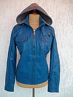 (48/50р) Турция стильная куртка-ветровка мужская