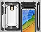 """Противоударный силиконовый чехол с заглушками для Xiaomi Redmi 5 / 5,7"""", фото 6"""