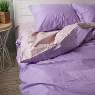 Двуспальный комплект постельного белья (поплин), фото 2
